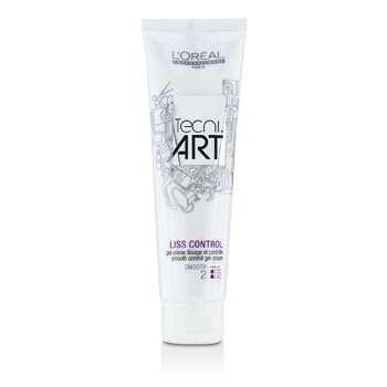 LOreal Professionnel Tecni.Art Liss Control Smooth Control Gel-Cream