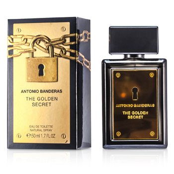 Antonio Banderas The Golden Secret Eau De Toilette Spray