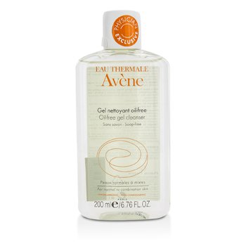 Avene Oil-Free Gel Cleanser (For Normal to Combination Skin)