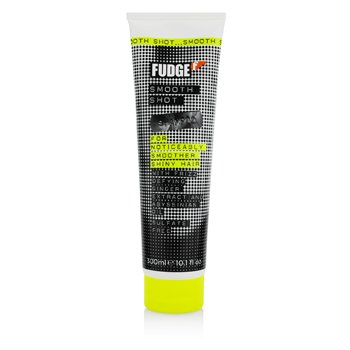 Fudge Smooth Shot Shampoo (For Noticeably Smoother Shiny Hair)