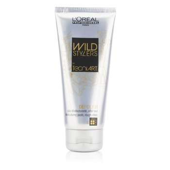 LOreal Professionnel Wild Styles by Tecni.Art Depolish Destructuring Paste (Rough Effect)
