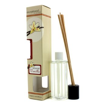 Exceptional Parfums Fragrant Reed Diffuser - Sensual Vanilla