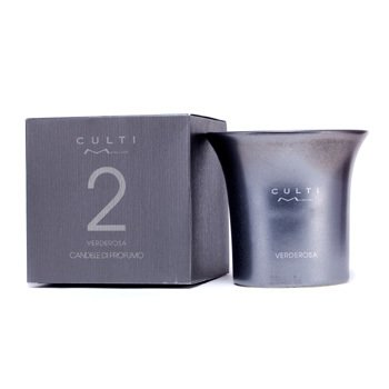 Culti Matelier Scented Candle - 02 Verderosa