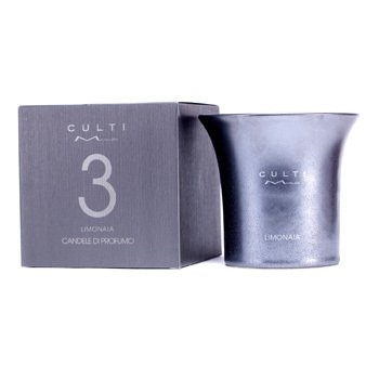 Culti Matelier Scented Candle - 03 Limonaia