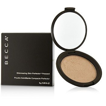 Becca Shimmering Skin Perfector Pressed Powder - # Rose Gold