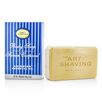 The Art Of Shaving Body Soap - Lavender Essential Oil