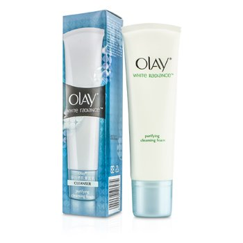 Olay White Radiance Purifying Cleansing Foam