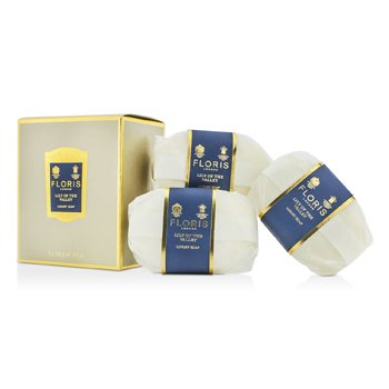 Floris Lily Of The Valley Luxury Soap