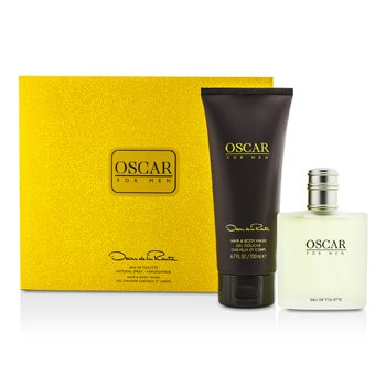 Oscar De La Renta Oscar Coffret: Eau De Toilette Spray 100ml + Hair & Body Wash Gel 200ml