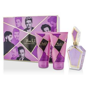 One Direction You & I Coffret: Eau De Parfum Spray 100ml + Body Lotion 150ml + Shower Gel 150ml