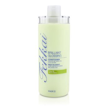 Frederic Fekkai Brilliant Glossing Conditioner (Gentle Detangling, Vivid Gloss)