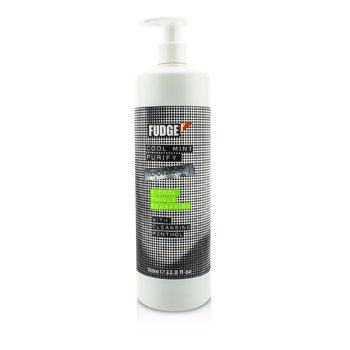 Fudge Cool Mint Purify Conditioner (A Cool Tingle Sensation)