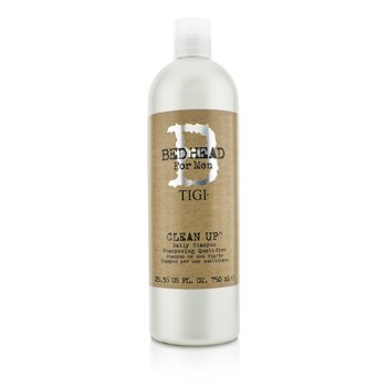 Bed Head B For Men Clean Up Daily Shampoo