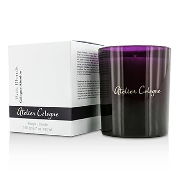 Atelier Cologne Bougie Candle - Bois Blonds