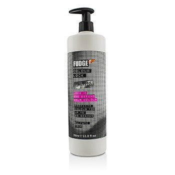 Fudge Colour Lock Shampoo - Sulfate Free (For Lasting Vibrancy & Colour Happy Hair)