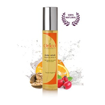 Orico Rush Hour Vibrant Dry Body Oil