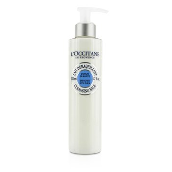 LOccitane Shea Cleansing Milk