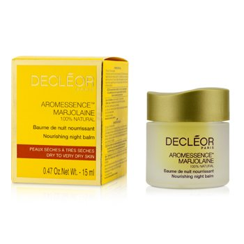 Decleor Aromessence Marjolaine Nourishing Night Balm (Dry to Very Dry Skin)