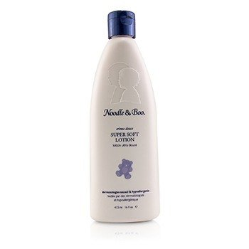 Noodle & Boo Super Soft Lotion - For Face & Body - Newborns & Babies With Sensiteive Skin