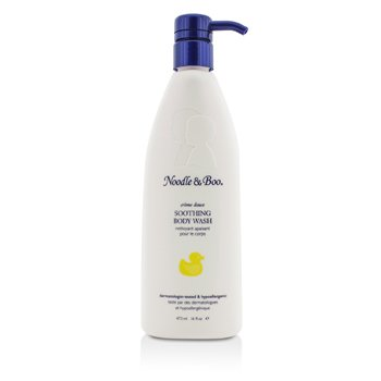 Noodle & Boo Soothing Body Wash - For Newborns & Babies with Sensitive Skin