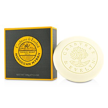 Crabtree & Evelyn Moroccan Myrrh Shave Soap Refill