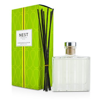 Nest Reed Diffuser - Lemongrass & Ginger