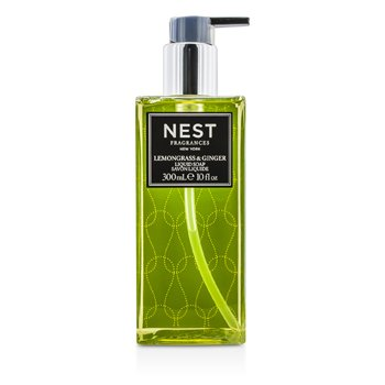 Nest Liquid Soap - Lemongrass & Ginger