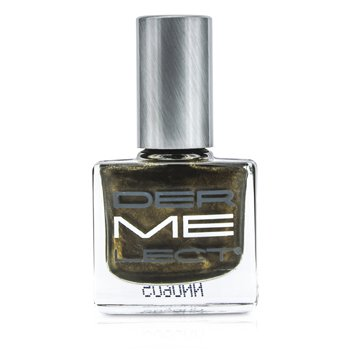 Dermelect ME Nail Lacquers - Decadence (Metallic Espresso With Green Undertone)