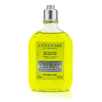 LOccitane Cedrat Shower Gel