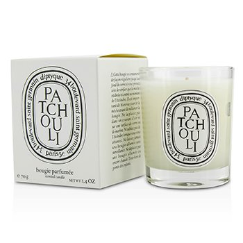 Diptyque Scented Candle - Patchouli