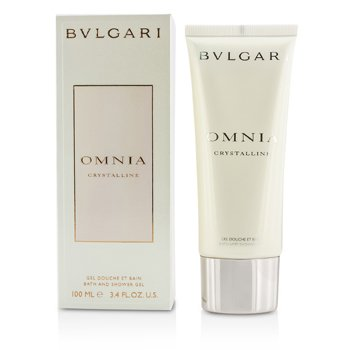 Bvlgari Omnia Crystalline Bath & Shower Gel