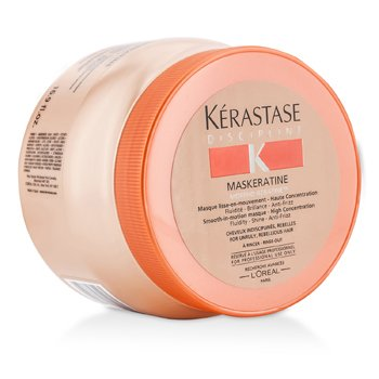 Kerastase Discipline Maskeratine Smooth-in-Motion Masque - High Concentration (For Unruly, Rebellious Hair)
