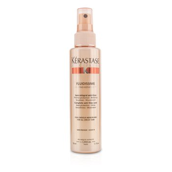 Kerastase Discipline Fluidissime Complete Anti-Frizz Care (For All Unruly Hair)