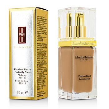 Elizabeth Arden Flawless Finish Perfectly Nude Makeup SPF 15 - # 16 Toasted Almond