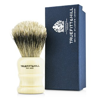 Truefitt & Hill Wellington Super Badger Shave Brush - # Faux Ivory