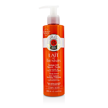 Roger & Gallet Eau Des Bienfaits Body Lotion (with Pump)