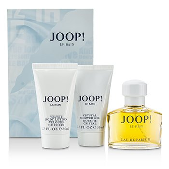 Joop Le Bain Coffret: Eau De Parfum Spray 40ml + Body Lotion 50ml + Shower Gel 50ml