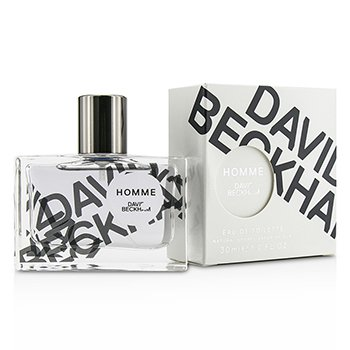 David Beckham Homme Eau De Toilette Spray