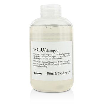 Davines Volu Volume Enhancing Shampoo (For Fine or Limp Hair)