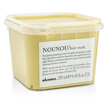 Davines Nounou Nourishing Repairing Mask (For Highly Processed or Brittle Hair)