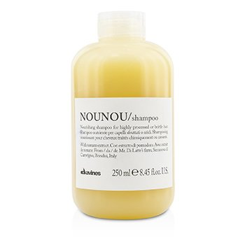 Davines Nounou Nourishing Shampoo (For Highly Processed or Brittle Hair)