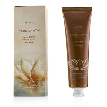 Thymes Lotus Santal Hand Cream