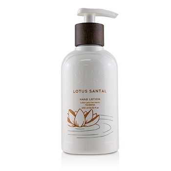 Thymes Lotus Santal Hand Lotion