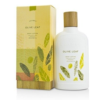 Thymes Olive Leaf Body Lotion