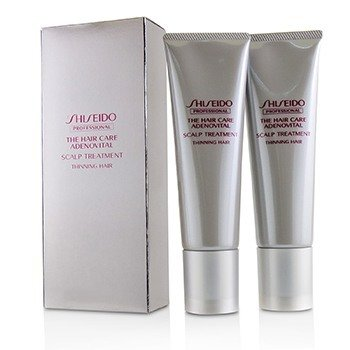Shiseido The Hair Care Adenovital Scalp Treatment (For Thinning Hair)