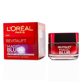 LOreal RevitaLift Magic Blur - Blurring & Anti-Aging Moisturiser