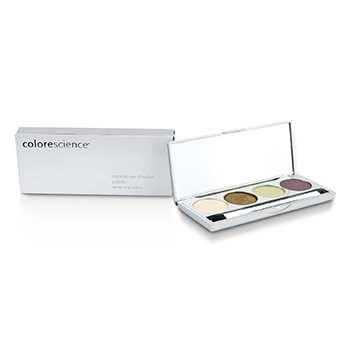 Colorescience Mineral Eye Shadow Palette - Enchanted Earth