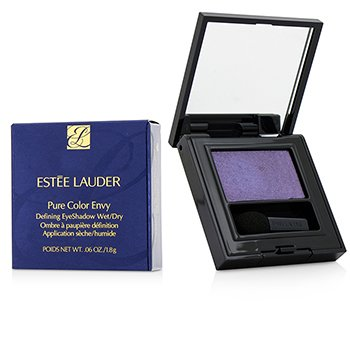 Estee Lauder Pure Color Envy Defining EyeShadow Wet/Dry - # 19 Infamous Orchid