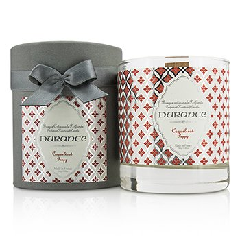 Durance Perfumed Handcraft Candle - Poppy