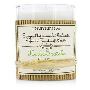 Durance Perfumed Handcraft Candle - Fresh Grass